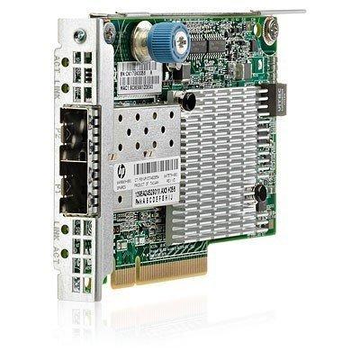 Сетевая карта HP FlexibleLOM Adapter 530FLR 2x10Gb SFP+ (647581-B21) (647581-B21)Сетевые карты для серверов HP<br>647581-B21 Сетевой адаптер HP FlexibleLOM Adapter, 530FLR, 2x10Gb SFP+ for Gen8, 647581-B21<br>