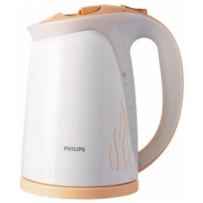 Электрический чайник Philips HD4681/05 (HD4681/05)Электрические чайники Philips<br>чайник, объем 1.7 л, мощность 2400 Вт, закрытая спираль, установка на подставку в любом положении, пластиковый корпус, индикация включения<br>