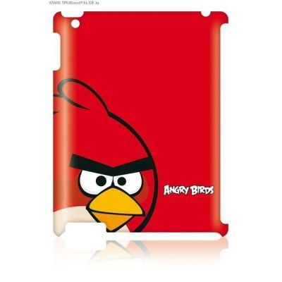 Чехол Gear4 Angry Birds Red Bird для new iPad/iPad2 (IPAB301G)