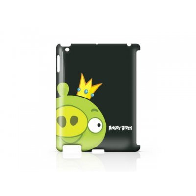 Чехол Gear4 Angry Birds Pig King для new iPad/iPad2 (IPAB303G) самокат 2 х колесный top gear angry birds d20 см черный т55957