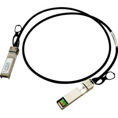 все цены на Кабель HP X240 10G SFP+ SFP+ 0.65m DAC Cable (JD095C) (JD095C) онлайн