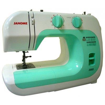 Швейная машина Janome 2055 (Janome 2055) швейная машина janome dresscode