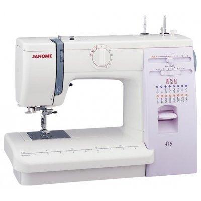 Швейная машина Janome 415 (415) швейная машинка janome sew mini deluxe