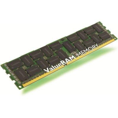 Модуль памяти DDR3 ECC 16GB Kingston 1600MHz PC3-12800 (KVR16R11D4/16) (KVR16R11D4/16)Модули оперативной памяти ПК Kingston<br>Reg Dual Rank, x4 w/TS<br>