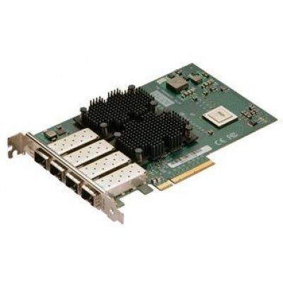 Интерфейсная плата IBM 1Gb iSCSI 4 Port Host Interface Card (00L4584) (00L4584) опция lenovo 00mj093 6gb sas 4 port host interface card