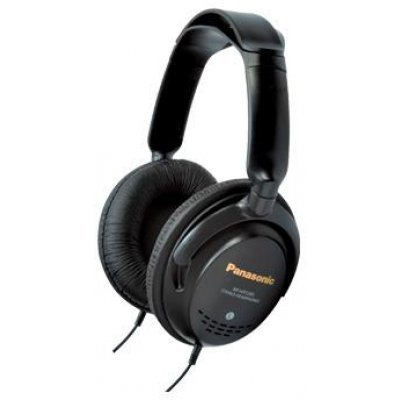 Наушники Panasonic RP-HTF295E-K (RP-HTF295E-K)