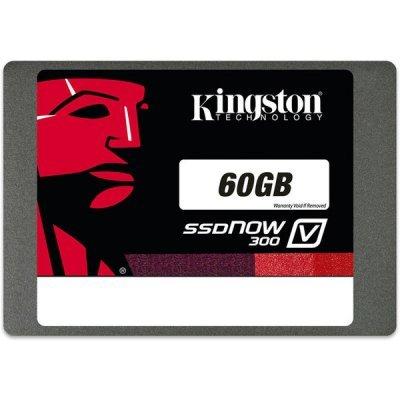 Накопитель SSD 60GB Kingston SV300S37A/60G (SV300S37A/60G)Накопители SSD Kingston<br>2.5<br>