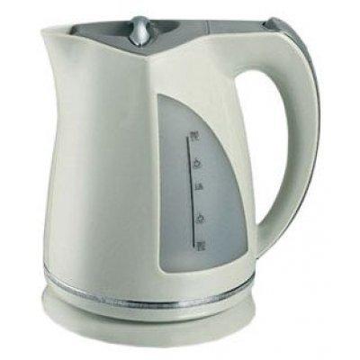 Электрический чайник Ves VES 1015 (VES 1015)Электрические чайники Ves <br>чайник, объем 1.7 л, мощность 2200 Вт, закрытая спираль, установка на подставку в любом положении, пластиковый корпус, подсветка корпуса<br>