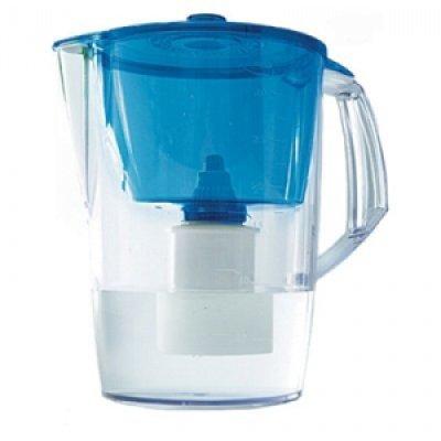 Кувшин Барьер Лайт синий (Барьер-Лайт (син))Фильтры-кувшин Барьер<br>фильтр, кувшин, для холодной воды, календарь замены фильтра<br>
