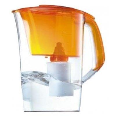 Кувшин Барьер-Стайл оранжевый (Барьер-Стайл (оран))Фильтры-кувшин Барьер<br>с индикатором<br>