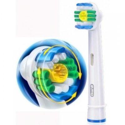 Насадки для зубной щетки Oral-B Pro White EB 18-3 (Oral-B Pr/W(EB 18-3))Насадки для зубной щетки Braun<br><br>
