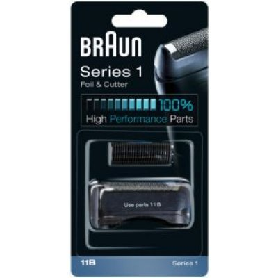 Режущий блок Сетка + Braun S1 130-150 (Series1 11B) (S1 130-150 (Сет+р.б)) braun 130 series 1
