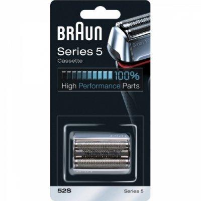 Режущий блок+сетка Braun Series5 52S (Series5 52S(Сет+р.б)) аксессуар braun сетка и режущий блок 52s