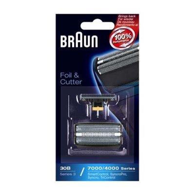 Режущий блок + сетка  Braun 5000/6000CP Series3 31 (5000/6000 CP (С+р.б))