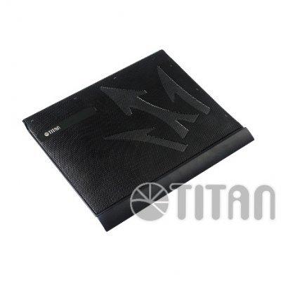 Подставка под ноутбук Titan TTC-G22T (TTC-G22T) теплоотводящая подставка для ноутбука titan ttc g22t
