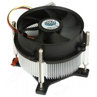 Кулер для процессора Cooler Master CP6-9HDSA-0L-GP (Intel LGA 1156) retail (CP6-9HDSA-0L-GP)