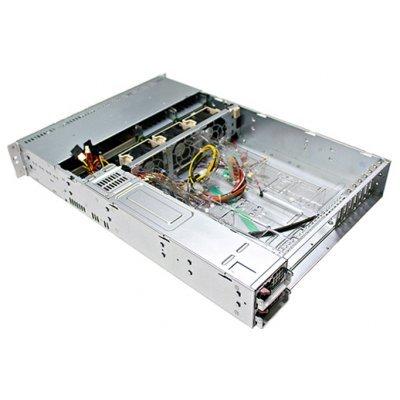 Корпус Supermicro CSE-825TQ-R740LPB (CSE-825TQ-R740LPB) корпус серверный supermicro cse 825tq r720lpb cse 825tq r720lpb