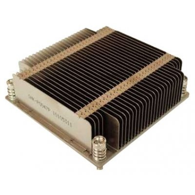 Кулер для процессора Supermicro SNK-P0047P (SNK-P0047P)Кулеры для процессоров SuperMicro<br>Passive<br>