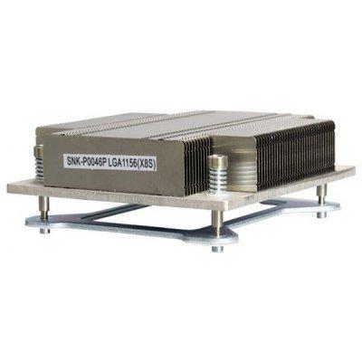 Кулер для процессора Supermicro SNK-P0046P (SNK-P0046P)Кулеры для процессоров SuperMicro<br>Passive<br>