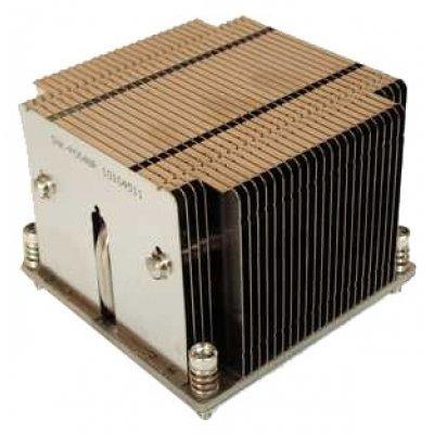 Кулер для процессора Supermicro SNK-P0048PS (SNK-P0048PS)Кулеры для процессоров SuperMicro<br>Passive<br>