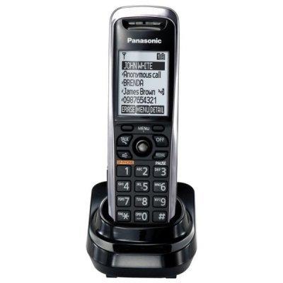 VoIP телефон Panasonic KX-TPA50 (KX-TPA50B09) телефон беспроводной dect panasonic kx tg2511rut titan