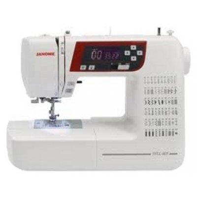 Швейная машина Janome 603 DC (603 DC)Швейные машины Janome<br>/ 60 операций, 6 петель, нитевдеватель , шитье без педали<br>