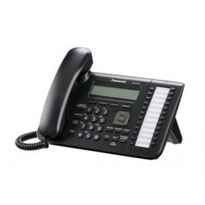 Телефон Panasonic KX-UT133RU-B (KX-UT133RU-B)