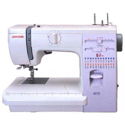 Швейная машина Janome 423S (423S) ис1 12 3400 инвертор dc ac в москве