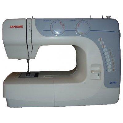 Швейная машина Janome EL532 (EL532) швейная машинка janome sew mini deluxe