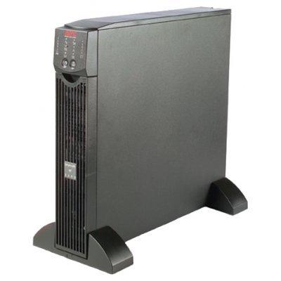 Источник бесперебойного питания APC Smart-UPS RT 2000VA 230V (SURT2000XLI)Источники бесперебойного питания APC<br>1400W , 160 - 280 В, изменяется в диапазоне 100 - 280 В, кабель RS-232 входит в комплект поставки, 19,7 минут при нагрузке 700 ватт, 7,4 минуты при нагрузке 1400 ватт, 1400 ватт,  Smart-UPS RT (On-Line) 2000VA/1400W, 230V, Extended Runtime, Tower (Rack 2U convertible), user repl. batt.,SmartSlot, Po ...<br>