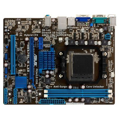 Материнская плата Asus M5A78L-M LX3 Socket AM3, AM3+ (90-MIBI40-G0EAY0GZ)