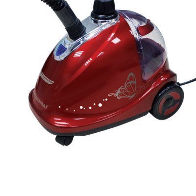 Пароочиститель Endever Odyssey Q-301 красный (Odyssey Q-301 красный)Пароочистители Endever<br>производительность пара 30 г/мин,  мощность 1500W, емкость бака 1400 мл,<br>