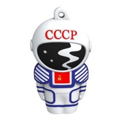 USB накопитель 8Gb Iconik Космонавт (RB-CCCP-8GB) (RB-CCCP-8GB)USB накопители ICONIK<br>USB 2.0<br>