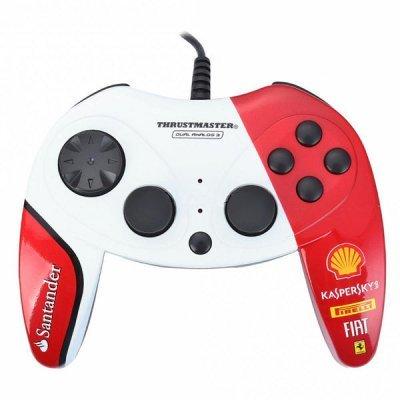 все цены на Геймпад Thrustmaster F1 Dual Italia Exclusive (2960733) (2960733) онлайн