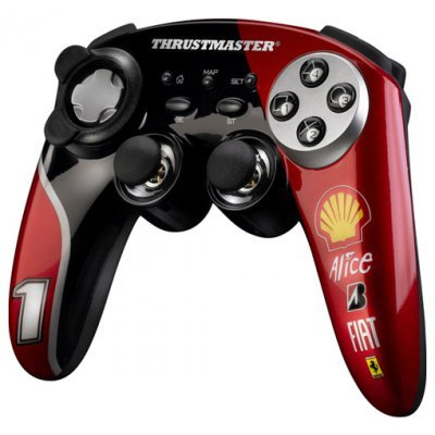 Геймпад Thrustmaster Alonso Wireless Gamepad Rtl (2960731) (2960731)