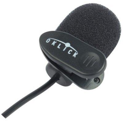 Микрофон Oklick MP-M008 (MP-M008)Микрофоны OKLICK<br>Клипса<br>