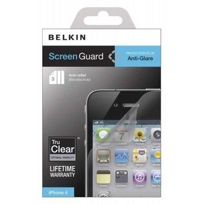 Пленка защитная Belkin F8Z710cw для Apple iPhone 4 (F8Z710CW)