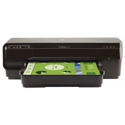 HP Officejet 7110 (CR768A)Струйные принтеры HP<br>принтер для небольшого офиса, 4-цветная струйная печать, макс. формат печати A3 (297  420 мм), печать фотографий, подключение к сети через Wi-Fi и Ethernet<br>
