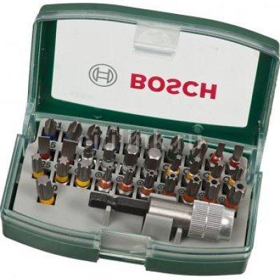 Набор бит Bosch 32 (2607017063) (2.607.017.063), арт: 129447 -  Биты для дрелей Bosch