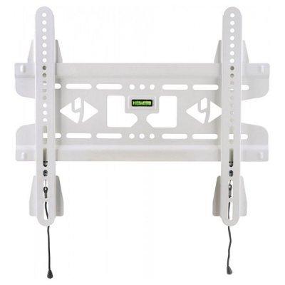 Кронштейн настенный Kromax Vega 50 26-55 белый (Vega 50 белый)Кронштейн для ТВ и панелей Kromax<br>для ТВ 26-55, настенный фиксированный, до 45 кг<br>