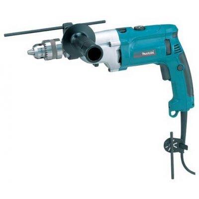 Дрель Makita HP2070 (HP2070) дрель электрическая bosch psb 500 re 0603127020 ударная