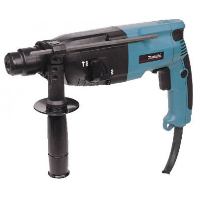 Перфоратор Makita HR2440 SDS-Plus (HR2440 SDS-Plus)  перфоратор hr 2440 780 вт 2 7 дж sds plus makita