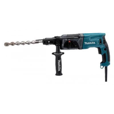 Перфоратор Makita HR2470FT SDS-Plus (HR2470FT SDS-Plus) перфоратор makita hr2800 sds plus