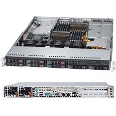 Серверная платформа SuperMicro SYS-1027B-URF (SYS-1027B-URF)Серверные платформы SuperMicro<br>1U, SAS/SATA<br>