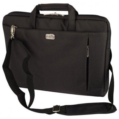Сумка для ноутбука PC PET 17.3 PCP-Z9217N Black (PCP-Z9217N) сумка для ноутбука pc pet pcp z9217n