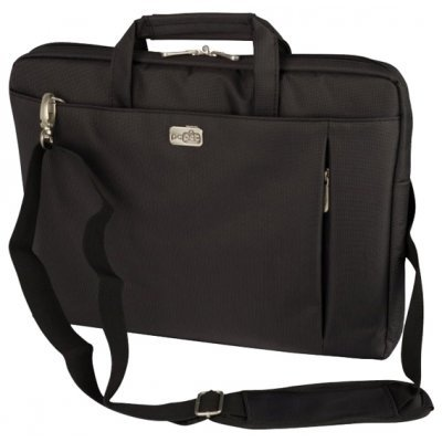 Сумка для ноутбука PC PET 17.3 PCP-Z9217N Black (PCP-Z9217N) сумка для ноутбука pc pet pcp sl9015n