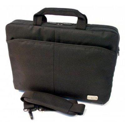Сумка для ноутбука PC PET 15.6 PCP-A1115BK (PCP-A1115BK) сумка для ноутбука pc pet 15 6 pcp 1001rd черный pcp 1001rd