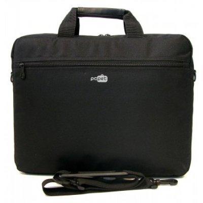 Сумка для ноутбука PC PET15.6 PCP-A1415BK (PCP-A1415BK) сумка для ноутбука pc pet pcp z9117n