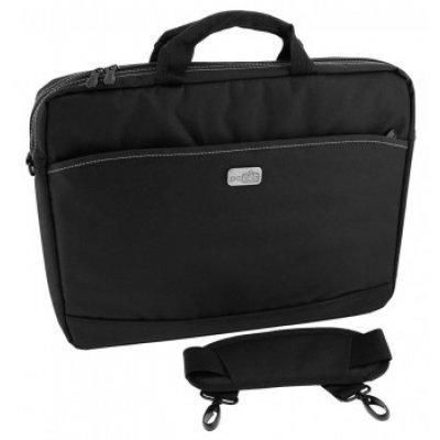 Сумка для ноутбука PC PET 17 PCP-A1317BK (PCP-A1317BK) сумка для ноутбука pc pet 15 6 pcp 1001rd черный pcp 1001rd