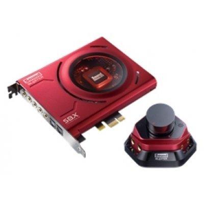 Внутренняя звуковая карта Creative Sound Blaster ZX (70SB150600001) (70SB150600001)Звуковые карты внутренние Creative<br>SB1506 PCIE RTL<br>